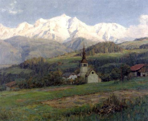 le mont blanc by angelo abrate
