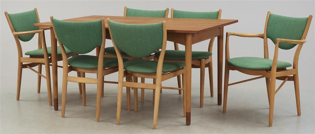 Billiga matbord och stolar