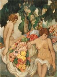 jeunes femmes by labrouasse