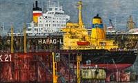 hapag lloyd, dock 21 by karl goldammer-strnad