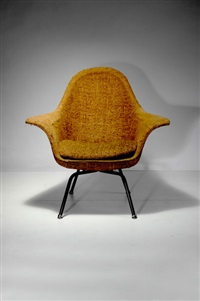 prototyp-sessel by willy nel and eero saarinen