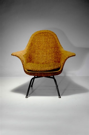 prototyp sessel by willy nel and eero saarinen