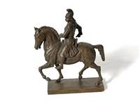 equestrian theodoros kolokotronis by nikolaos perandinos