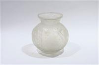 vase art déco by pierre d'avesn