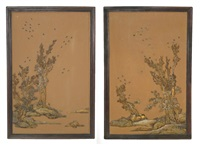 imperial wall panels (2 works) by anonymous-chinese (19)