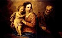 la sacra famiglia by andrea celesti