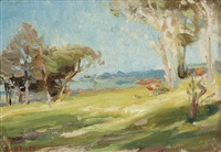 cremorne by tom roberts