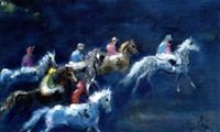 the race by doris (michalis papageorgiou)