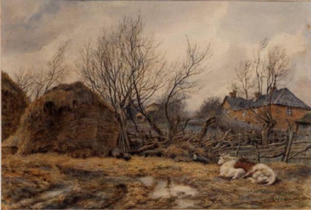 the farmyard by wilmot pilsbury