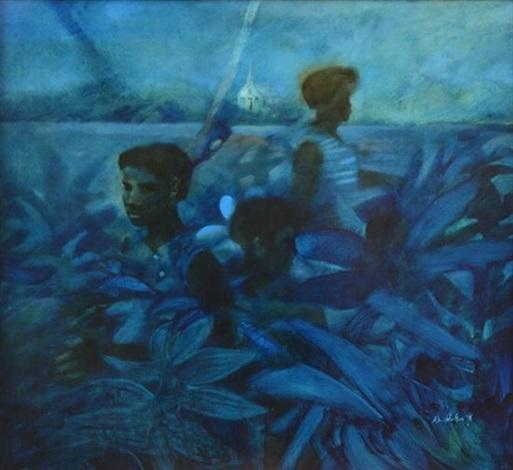 blue sunday by ken johnson