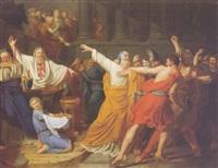 the constancy of eleazar by nicolas de courteille