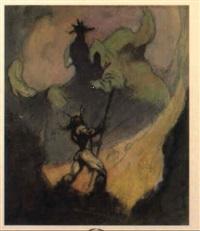 the norseman by frank frazetta