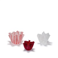 vase fazzoletto zanfirico by fulvio bianconi