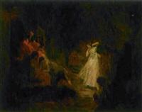 scène de harem by jean paul laurens