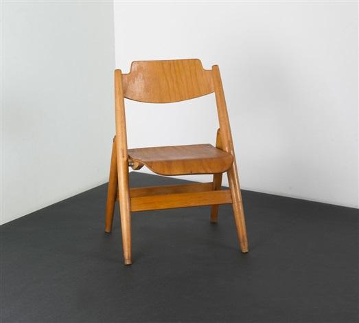 kleiner stuhl se 76 by egon eiermann