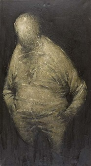 figure no.2 by semyon yevgenyevich agroskin