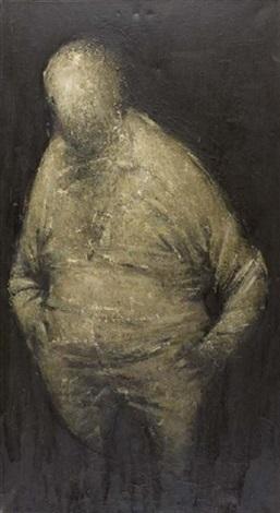 figure no2 by semyon yevgenyevich agroskin