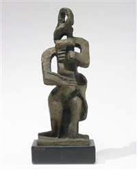 l'orateur by ossip zadkine