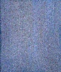 farbraum: blau / weiß / grün / rot by bernd berner
