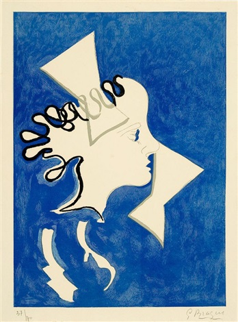 o.t. (from si je mourais là-bas) by georges braque