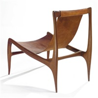 lounge chair by daniel loomis valenza