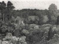 scotney castle, kent by herbert alexander
