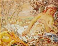 repose by augustus annus