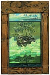 le vaisseau fantôme by peter (victor petrovitch) reikhet