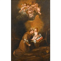 saint anthony of padua by francisco meneses osorio