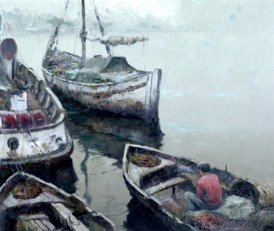 pesqueros by oscar antonio vaz