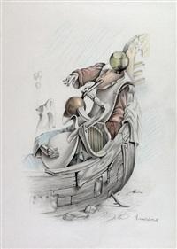 il gondolieri by vito campanella