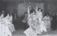 danseuses à séville by claude marks
