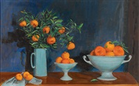 mandarins by margaret hannah olley
