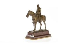 equestrian statue franz joseph i. by hans müller