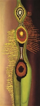autumnal equinox by ithell colquhoun