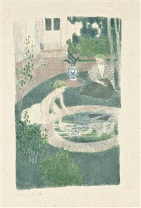 a collection (11 works) by maurice denis