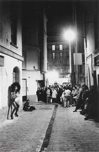 untitled (fashion shoot) by steven meisel