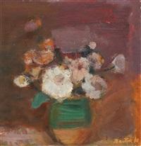 vas cu flori by francisc bartok