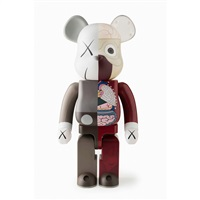 be@rbrick companion 1000 by kaws