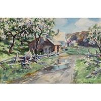 farmhouse by john whorf