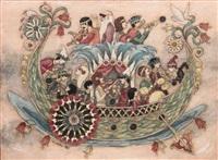 fantastic ship by nuri abac