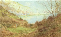 ansteys cove near torquay by fritz b. althaus