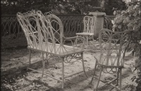 chairs, de la série notes by josef sudek