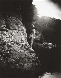 jessie at nine by sally mann