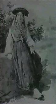 mujer de lisboa by alfredo perea y rojas