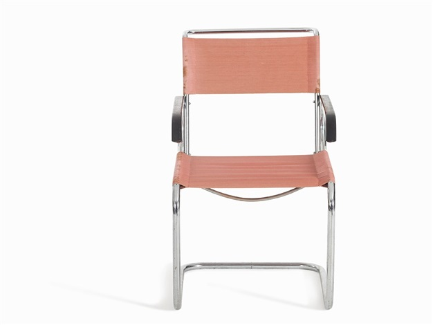 b55 cantilever chair by marcel breuer  sc 1 st  Artnet & B55 Cantilever Chair by Marcel Breuer on artnet