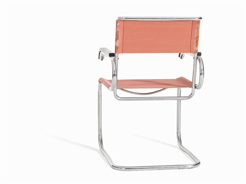 b55 cantilever chair by marcel breuer