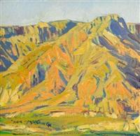 prairie erosion by john moyers