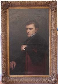 portrait de jeune homme by ary scheffer