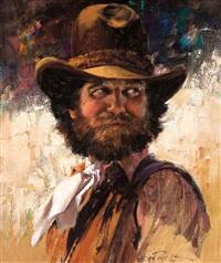 fine hat by howard rogers